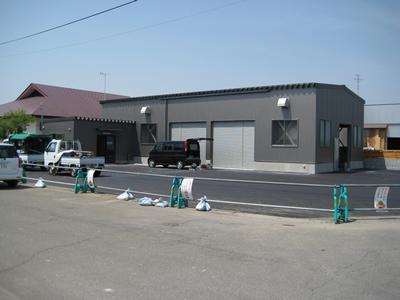 彩美社倉庫